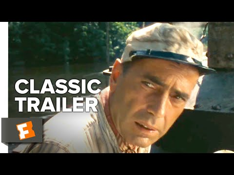 The African Queen (1951) Trailer #1 | Movieclips Classic Trailers