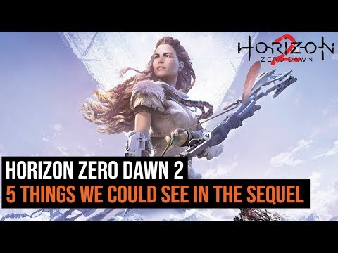 Horizon Zero Dawn 2 - 5 Things We Could See In The Sequel