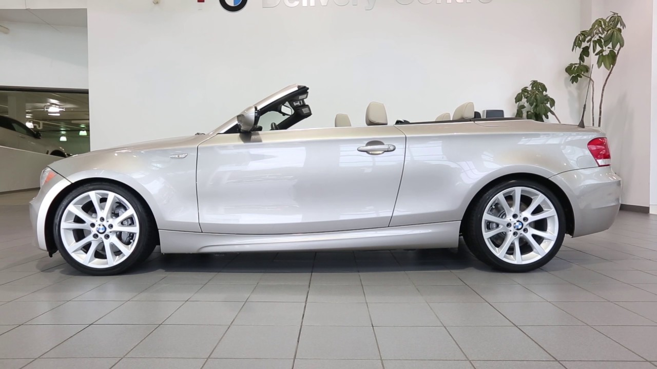I Cabriolet FOR SALE Parkview BMW YouTube - 2013 bmw 135i convertible