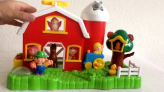 Kiddieland Old Macdonald musical farm