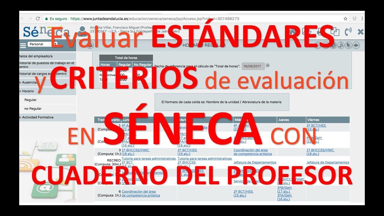 Resultado de imagen de evaluacion por competencias EVALUACIÓN POR COMPETENCIAS. MÓDULO DE SÉNECA Y CUADERNO DEL PROFESORADO EN CENTROS DE PRIMARIA