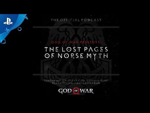 God of War - The Lost Pages of Norse Myth – Episode 3: The Dead Stone Mason | PS4