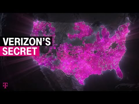 T-Mobile | Verizon's Secret | Network Ad