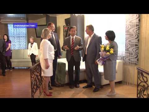Советская Гавань. Визит Генерального консула Японии Хироюки Ямамото. Май 2017.