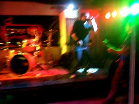 Drunken Bendings- Lounge Bar Alton 24th July cover Alzir-