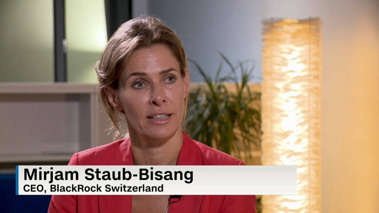 BlackRock Switzerland CEO: Pandemic alerts investors to the S in ESG