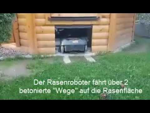 Garage Selbstbau Set : Rolltor garage integriert eigenbau youtube