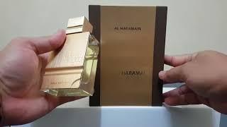 Pinoy fragrance-- Haramain AMBER OUD from Al Haramain