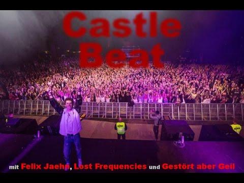 Felix Jaehn, Lost Frequencies & Gestört aber Geil live at Castle Beat