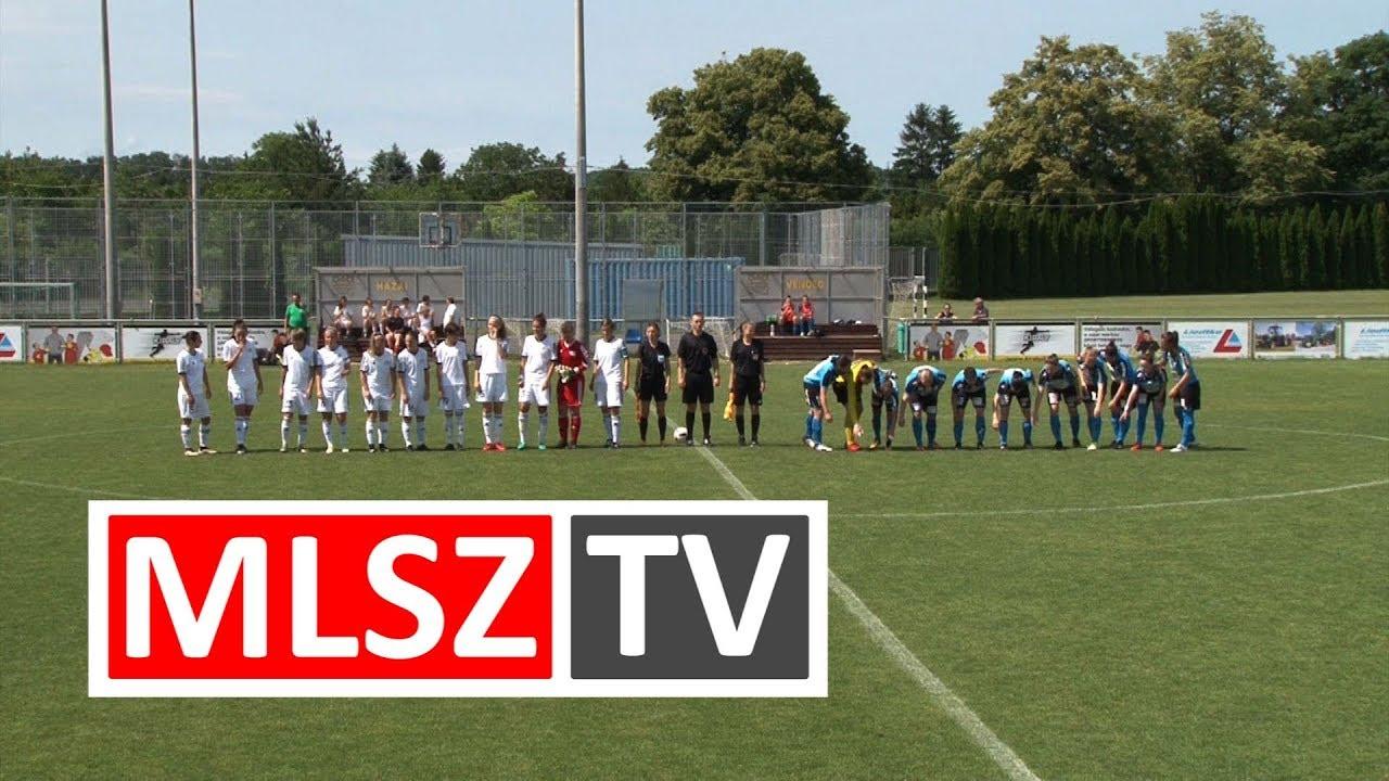 Haladás Viktória - Astra-4IG-HFC | 4-2 | Helyosztó az 5. helyért 3. mérkőzés | JET-SOL Liga | MLSZTV