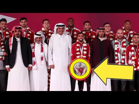 لن تصدق ما هي المكافأة التي قدّمها تميم بن حمد للاعبي منتخب قطر