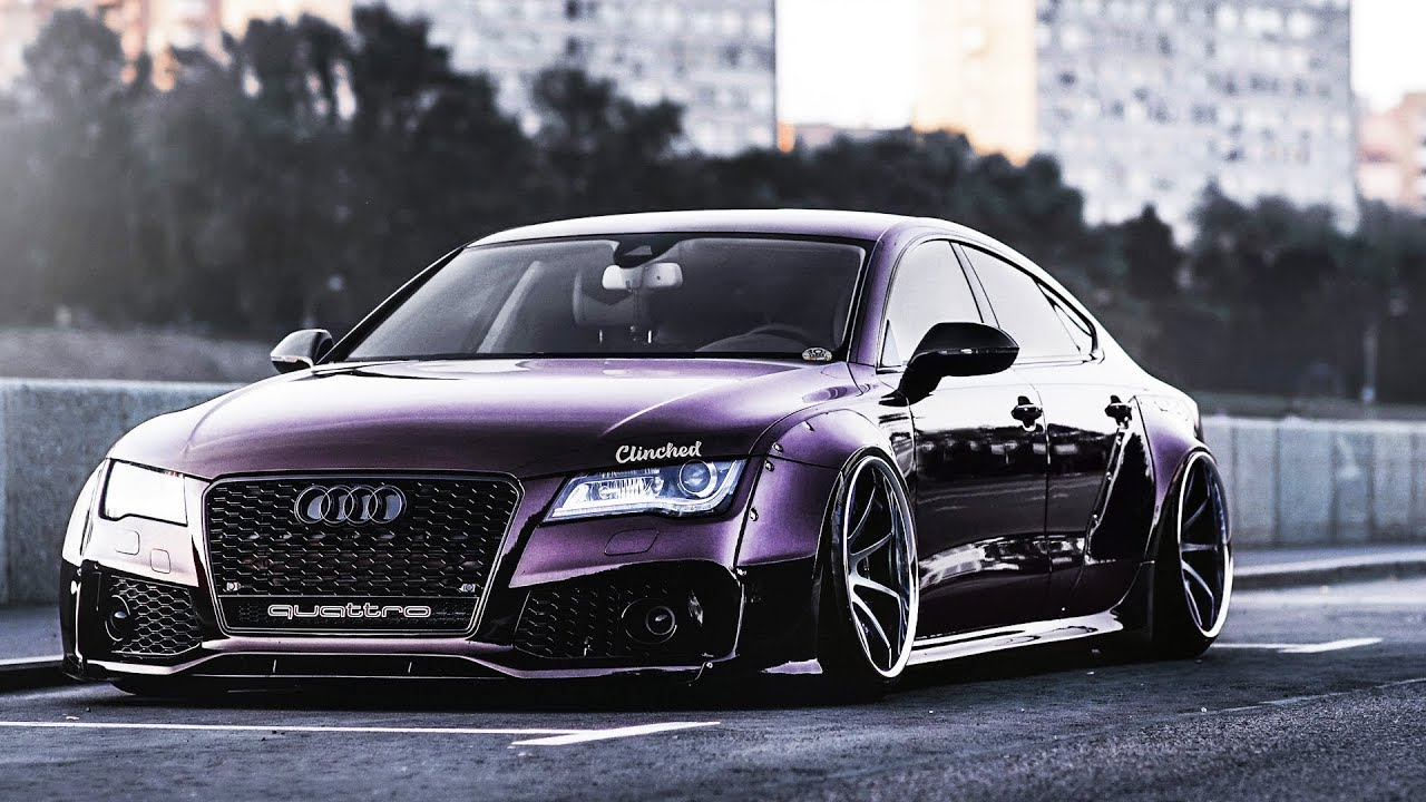 Audi RS7 Widebody Kit