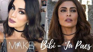 Maquiagem Inspirada na Bibi (Juliana Paes)