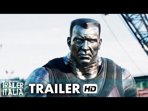 DEADPOOL Trailer Ufficiale Italiano #2 [HD]