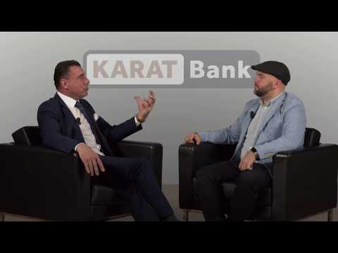 #321 Karatbank.io - Interview CEO Harald Seiz zum Karatbank ICO