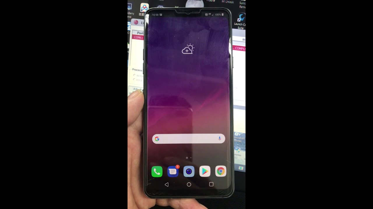 Lg G6 Stuck In Fastboot