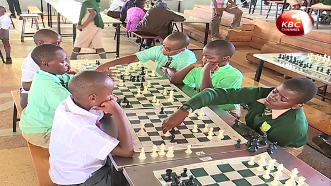 Sumit and Naiya crowned as champions of Nairobi Academy Junior Chess Tournament