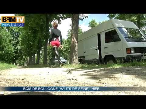 Paris-bois de Boulogne-été 2011,printemps 2014
