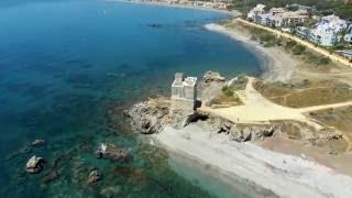 Torre de la Sal -Casares- Vuelo Dron POI.