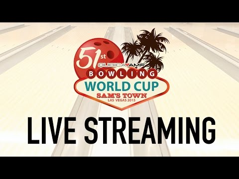2015 QubicaAMF World Cup  Semifinals and Finals