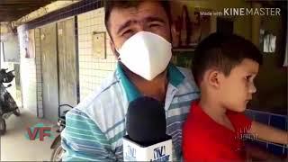 Repórter Arnaldo Freitas  vai as ruas ouvir o povo de Flores quanto a possibilidade de a comunidade