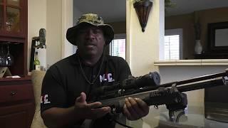 Air Rifle Night Vision Rat Pesting SightMark Photon 6.5x50S Digital Night Vision Riflescope