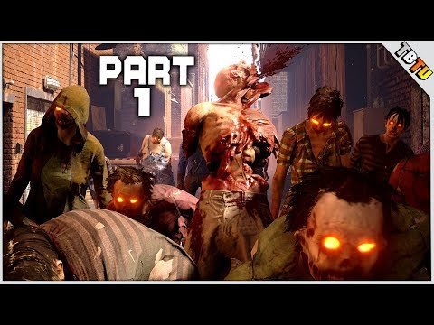State Of Decay 2 PC Gameplay E1 - Claiming a Base and Building the Infirmary!