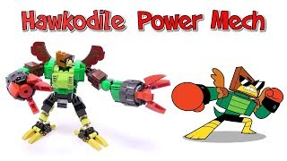 Gambar cover LEGO Unikitty - Hawkodile Power Mech - Stop Motion Build