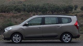 Dacia Lodgy 2012 Videos