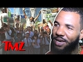 The Game  – As You   ve Never Seen Him Before    TMZ