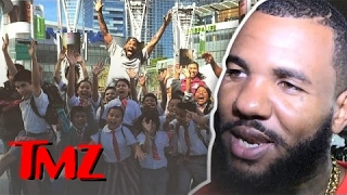 The Game  - As You've Never Seen Him Before! | TMZ