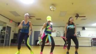 Papi Chulo by Lorna, Zumba choreo- ZIN Tiffany, Reka and Kathy- Fly Fitness