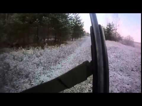 Охота на лося видео выстрела   YouTube