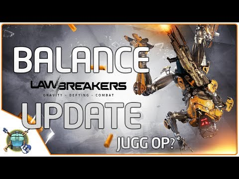 What's New in the Lawbreakers Rise Up Beta?