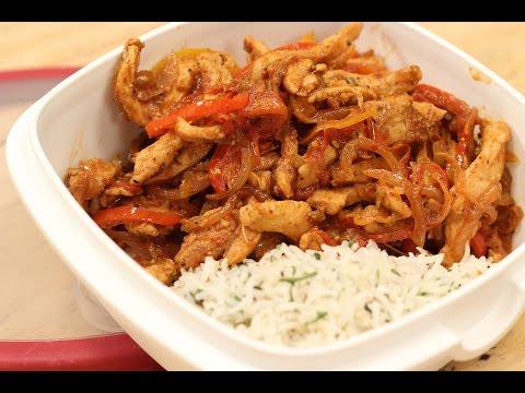 Mexican Chicken Stir Fry | Tiffin Treats By Roopa Nabar | Sanjeev Kapoor Khazana