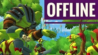 Top 10 Best Offline android/iOS games 2017- Skyline - [AndroBye]