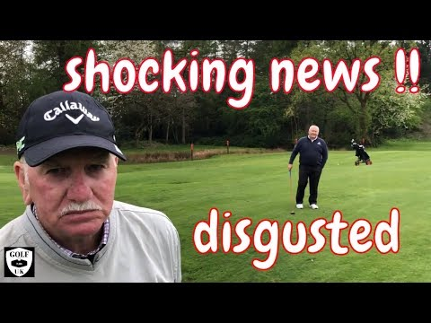 shocking news about omp new handicap #golfmates
