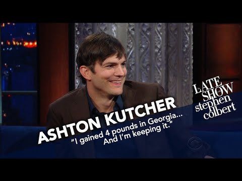 Thumbnail: Ashton Kutcher Examines President Trump's Tweeting Style