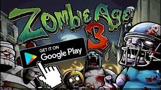 Игра Zombie age 3. Лучшие экшены на андроид. Скачать бесплатно ВЗЛОМ игры.