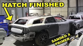 Building the Ultimate Station Wagon | 2021 Charger Magnum Hellcat | 1000HP Hellwagon | Pt 20