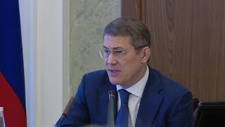 UTV. Радий Хабиров озвучил сроки ремонта подъездов Башкирии в 2019 году