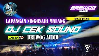 Download DJ YG DI PAKAI CEK SOUND BREWOG AUDIO - LAPANGAN SINGOSARI MALANG   DJ AXL RIMEX