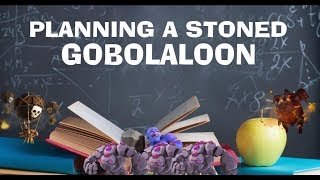 HOW TO PLAN A STONED GOBOLALOON-CLASH OF CLANS-TH9