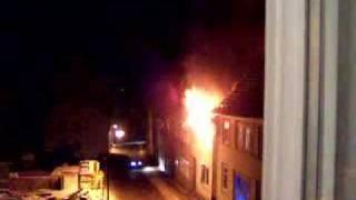 Gebäudebrand Ilmenau