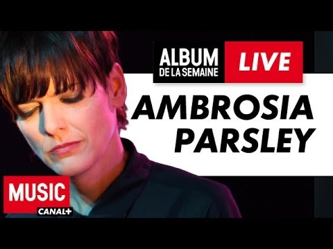 Ambrosia Parsley - Rubble - Album de la semaine