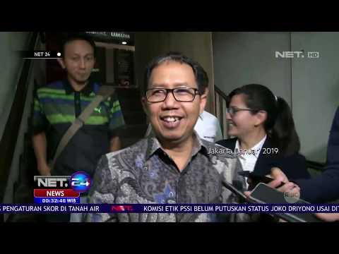 Joko Driyono Tambah Daftar Ketum PSSI Berstatus Tersangka NET24