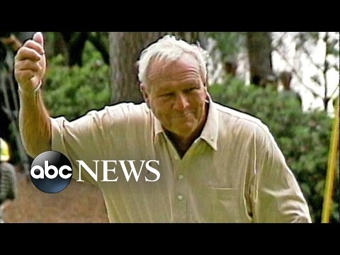 Arnold Palmer Dies at 87 | Remembering The King of Golf