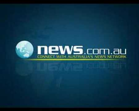 NEWS.com.au - video intro logo
