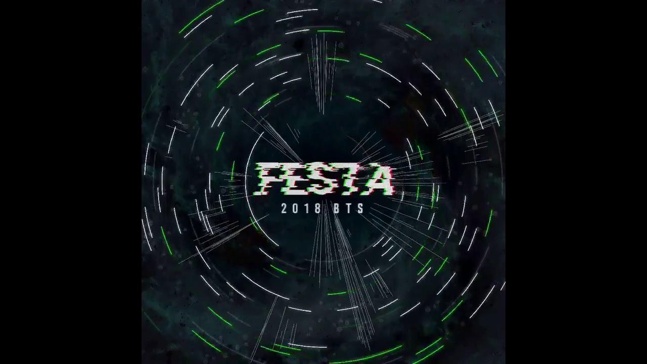 BTS Released Teaser 2018 BTS Festa