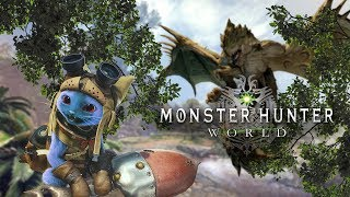 Hunting Monsters! - Monster Hunter World